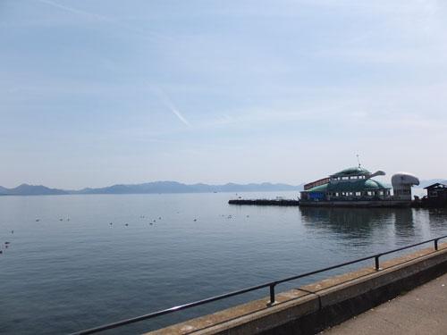湖_ganbatte-ferrari